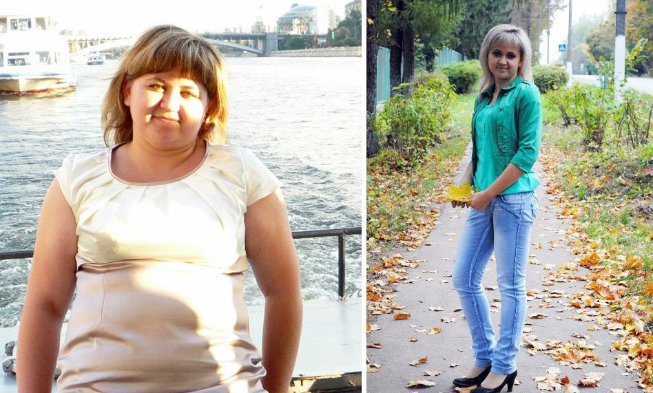 Моя дочь очень похудела
