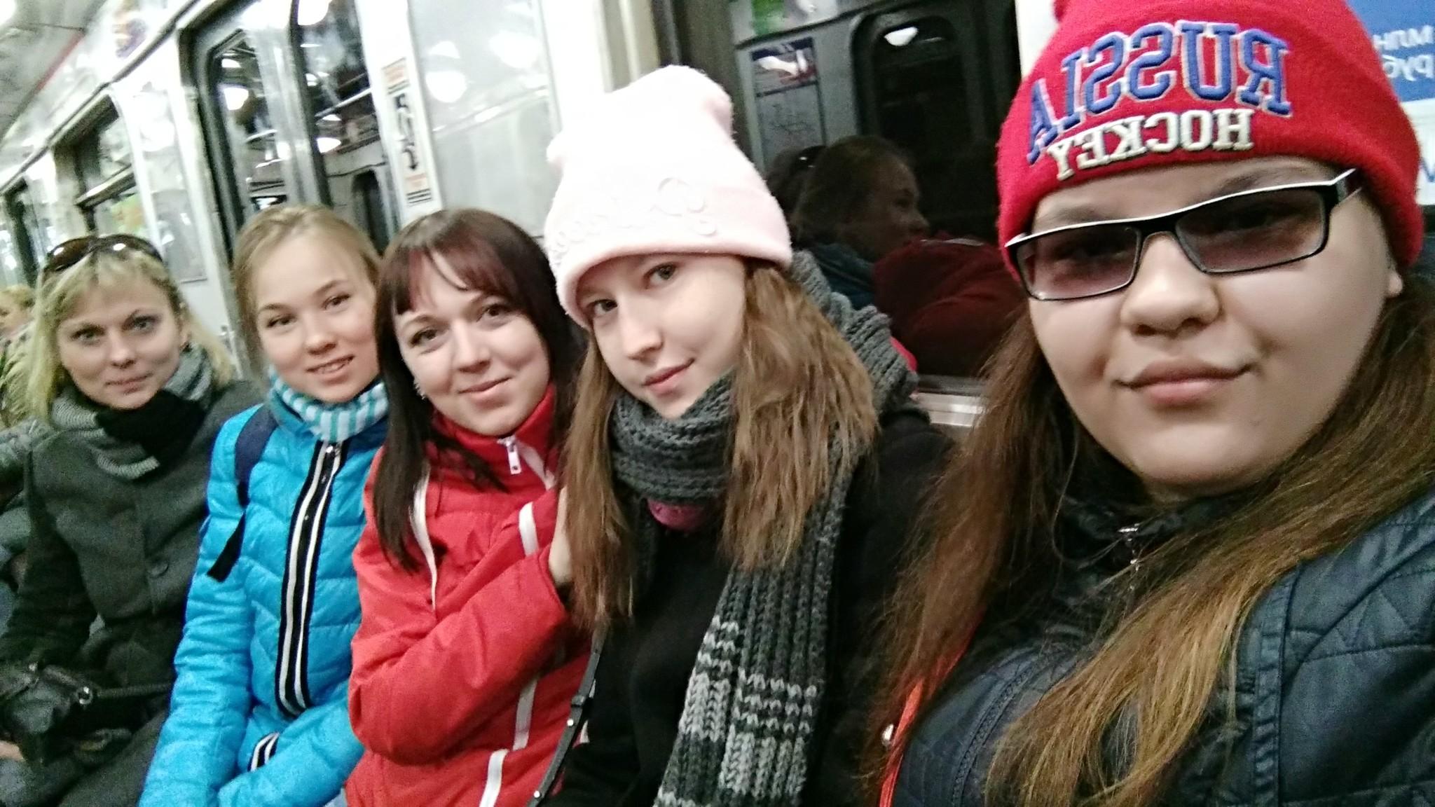 Победители конкурса «Ученик года» вернулись из призовой поездки в Санкт-Петербург